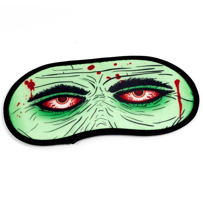 masque de nuit sommeil zombie. Black Bedroom Furniture Sets. Home Design Ideas