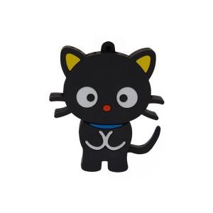 Clé USB plate Chat Noir 8 Go