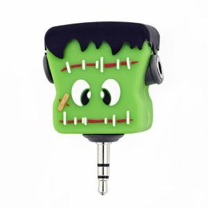 Doubleur écouteurs zombie