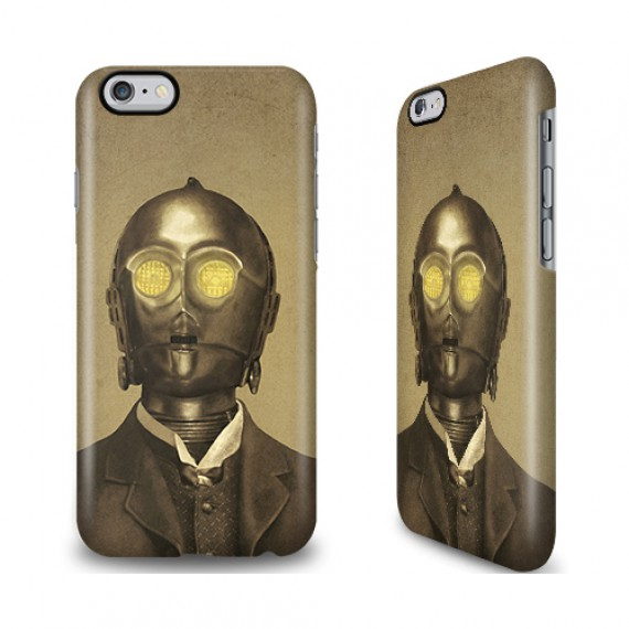 Coque 3PO Star Wars smartphones