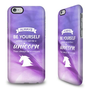 Coque Be a Unicorn
