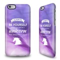Coque mobile Licorne - Be a Unicorn