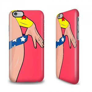 Coque smartphone Wonder Woman DC Comics
