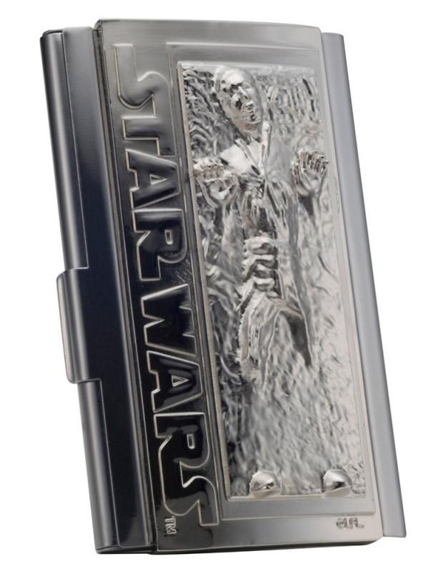 Les Porte Cartes De Visite Star Wars