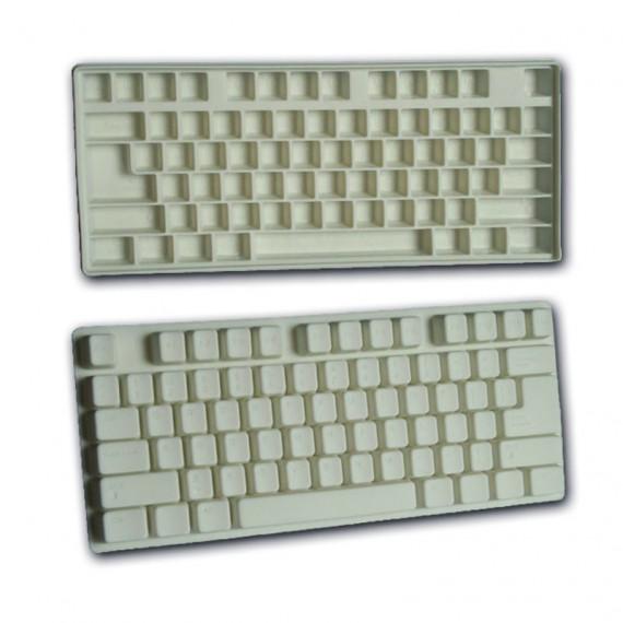 Bac à glaçons clavier