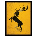 Cadre Famille Baratheon Game of Thrones