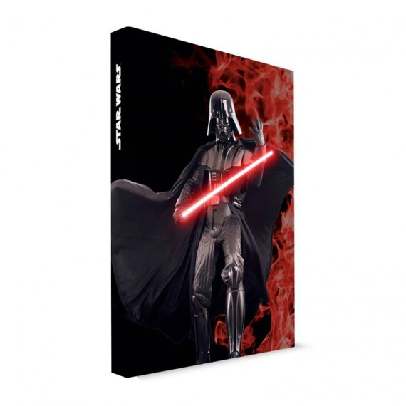 Cahier Lumineux et sonore Dark Vador Star Wars