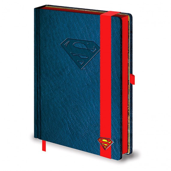 Cahier A5 Superman DC Comics