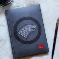 Cahier A5 lumineux Stark Game of Thrones