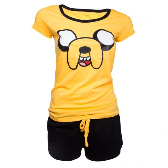Pyjama de femme Adventure Time Jake