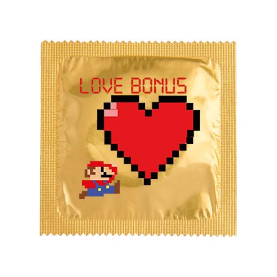 Préservatif Super Mario