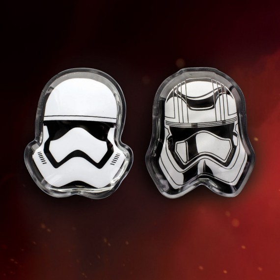 Chaufferettes Star Wars EP7 Stormtroopers