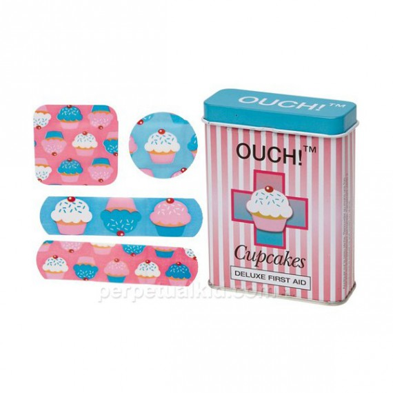 Pansements Cupcakes (x24)