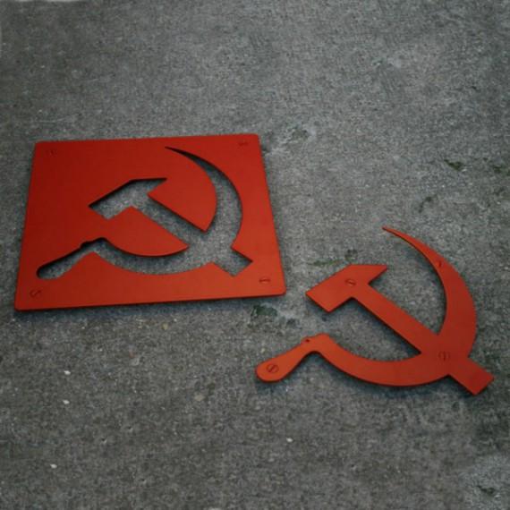 Dessous de Plat Table Marx