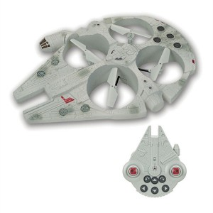 Quadrocopter Star Wars Episode VII Millenium Falcon