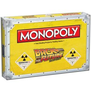 Monopoly Retour vers le Futur Edition Collector