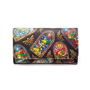 Portefeuille Femme The Legend Of Zelda WindWaker