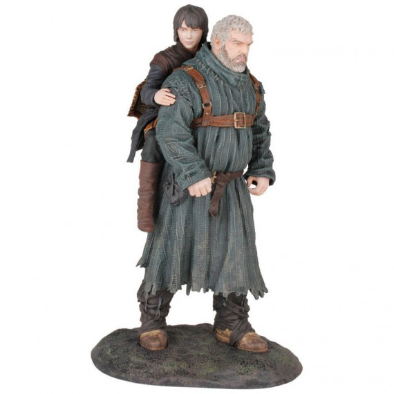 Figurine Hodor et Bran Game of Thrones