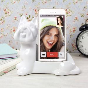 Support Smartphones Dog & Bone