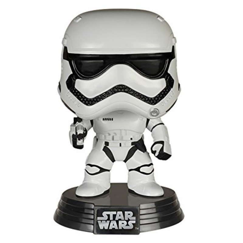 figurine pop bobble head star wars ep7 stormtrooper. Black Bedroom Furniture Sets. Home Design Ideas