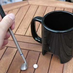 Tasse mini golf 1 mini club de golf