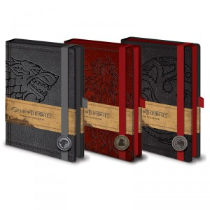 Cahier A5 Premium Game of Thrones