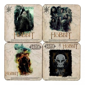 Dessous de Verre The Hobbit