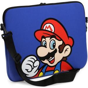 Housse Ordinateur Portable Mario Rouge