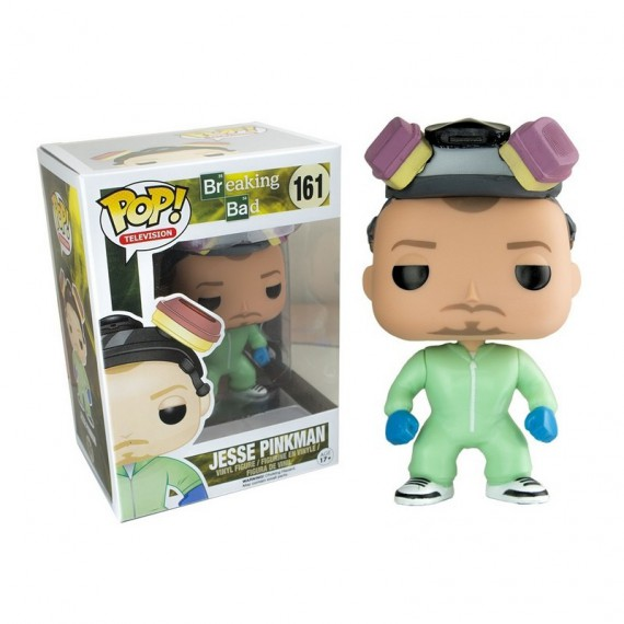 Figurine POP Breaking Bad Jesse Pinkman in Cook Suit