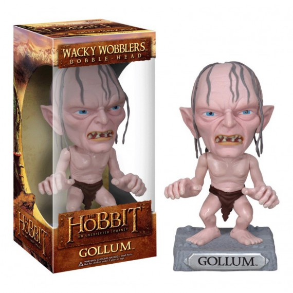 Figurine Bobble Head Le Hobbit Gollum