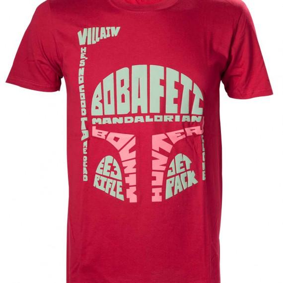 T-Shirt Star Wars Boba Fett Jeu de Mots