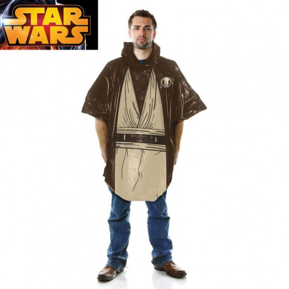 Poncho Star Wars Costume Jedi