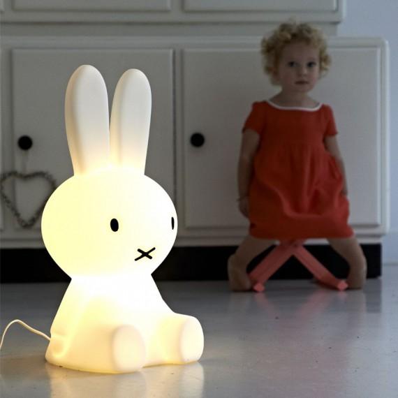 Lampe veilleuse lapin Miffy