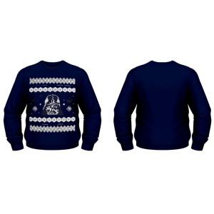 Sweat-Shirt Star Wars Dark Vador Pull de Noël
