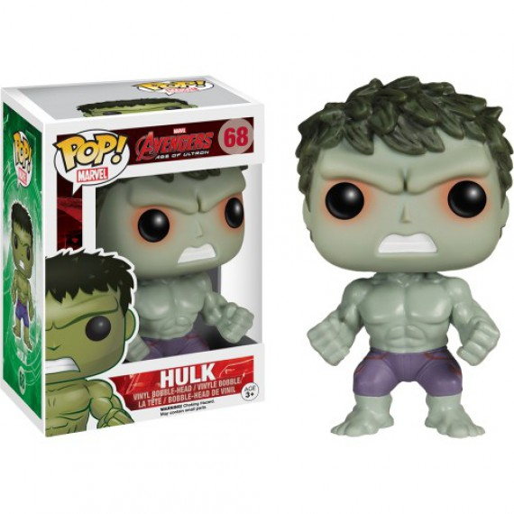 Figurine POP Marvel Age of Ultron Hulk