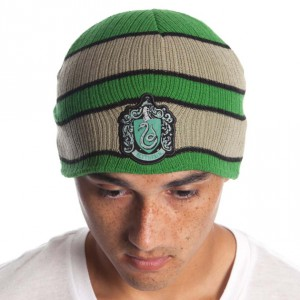 Bonnet Harry Potter Serpentard
