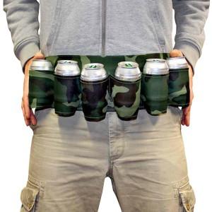 La ceinture de bières rigide