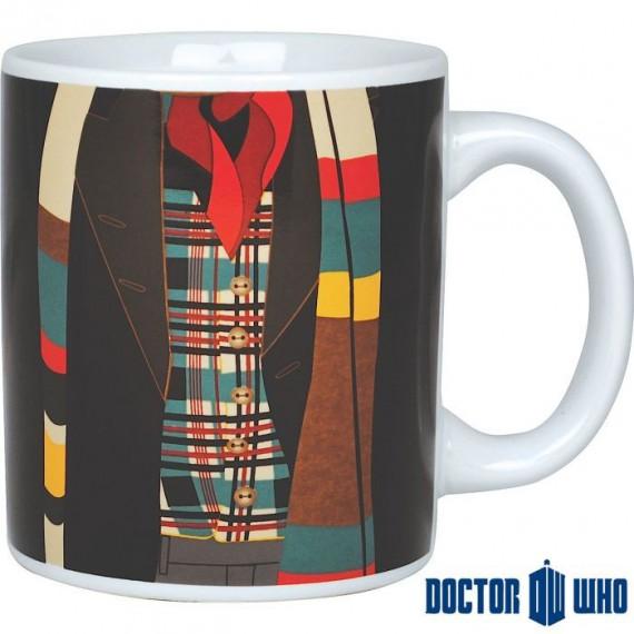 Mug Doctor Who 4th Doctor