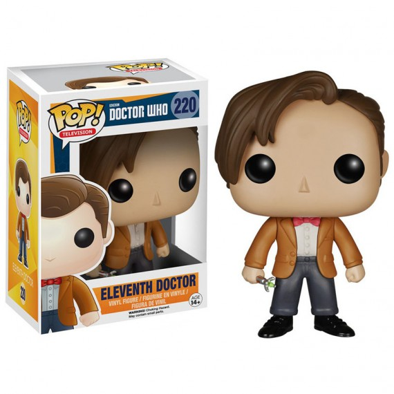 Figurine Pop! Doctor Who 11th Doctor