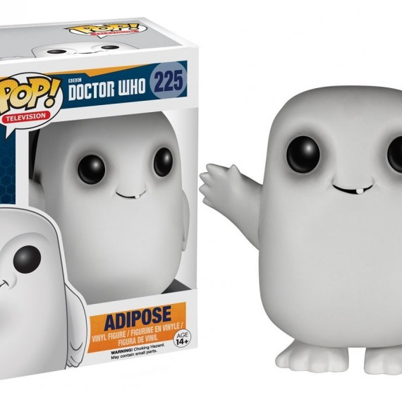 Figurine POP Doctor Who Adipose