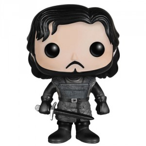 Figurine POP Game of Thrones Jon Snow Castle Black
