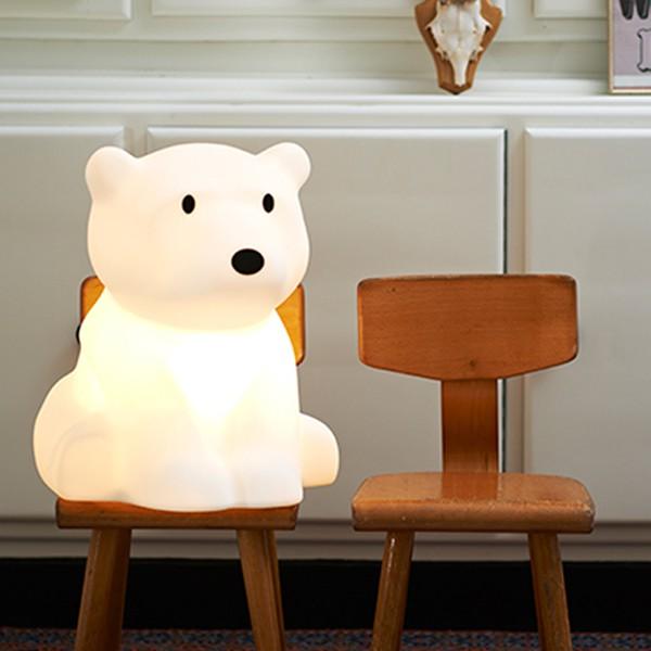 lampe veilleuse ourson nanuk. Black Bedroom Furniture Sets. Home Design Ideas