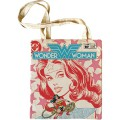 Sac shopping Cabas Wonder Woman Vintage