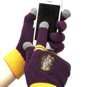Gants e-touch Harry Potter Gryffondor