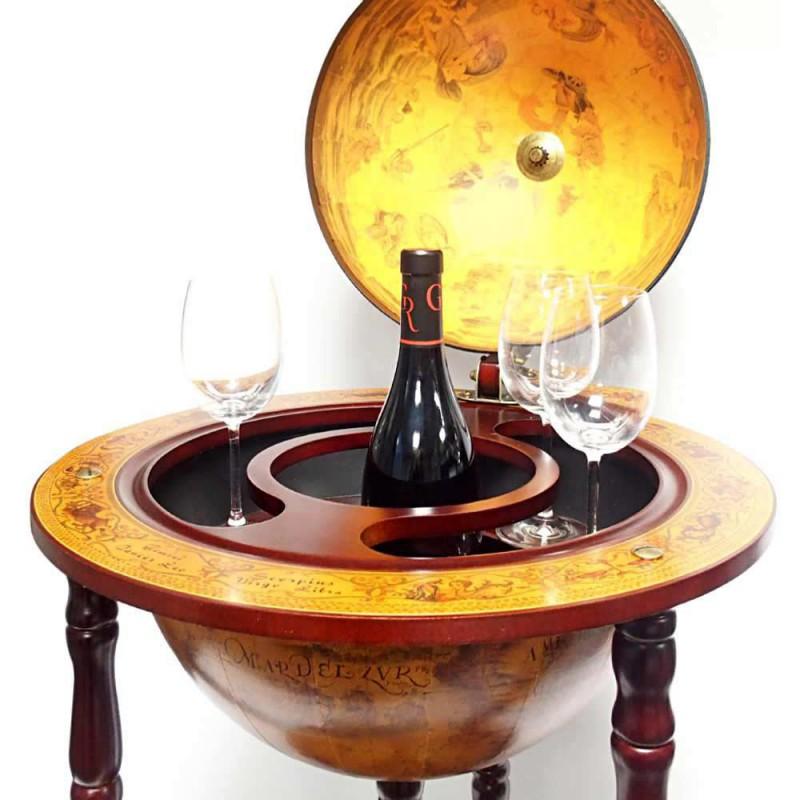 bar globe terrestre vintage commentseruiner. Black Bedroom Furniture Sets. Home Design Ideas