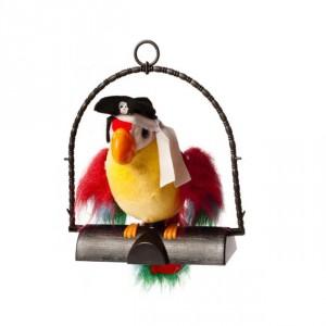 Perroquet Pirate Parlant