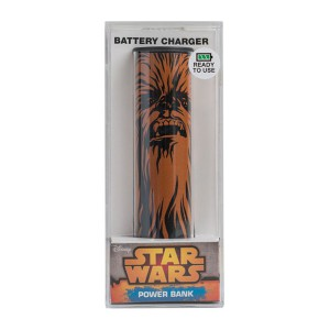 Batterie Externe Star Wars Chewbacca