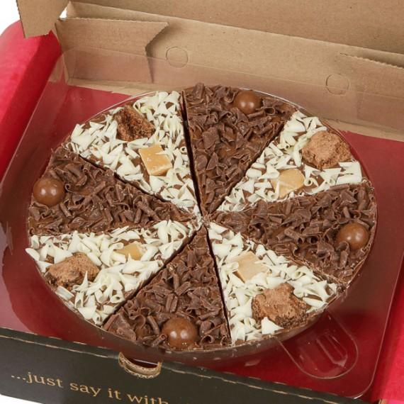 Pizza Chocolat