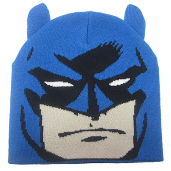 Bonnet masque Batman