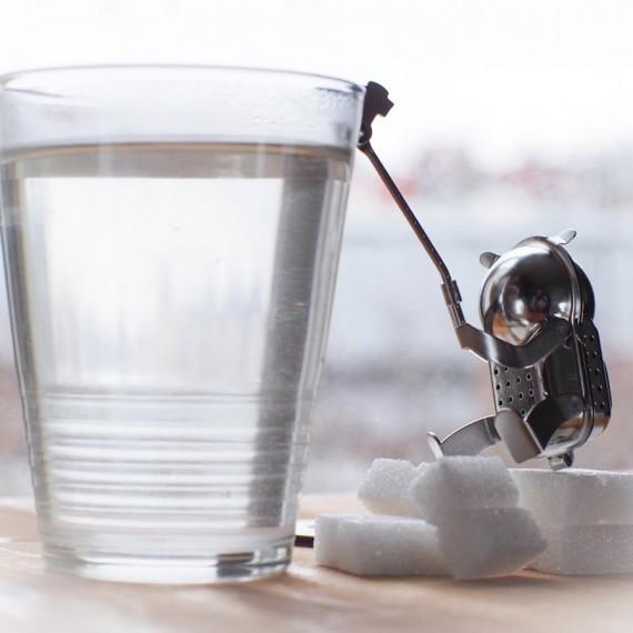 Infuseur à thé Alpiniste
